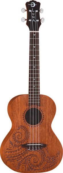 Uke Tattoo Tenor mahogany picture