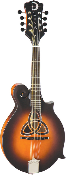 Trinity F-Style Mandolin w/ Celtic Inlay picture