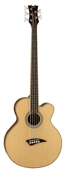 Acoustic/Electric Bass CAW 5 String - SN picture