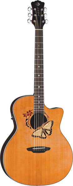 Oracle Butterfly Acoustic Electric picture