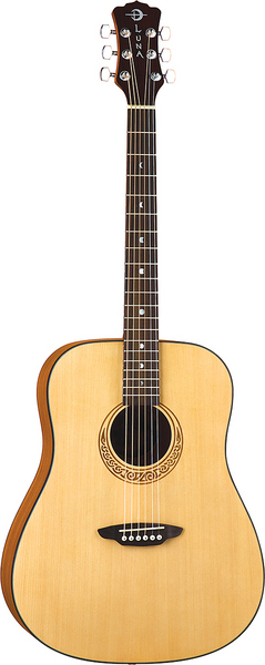 Gypsy Muse dreadnought w/ hardshell case picture