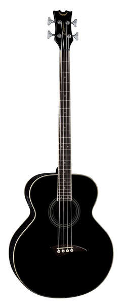 Acoustic/Electric Bass - Classic Black picture
