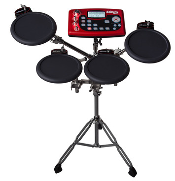 ddrum Digital Drum 4 Pad Sample Station picture