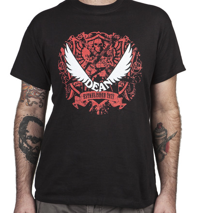 Dean Red Logo Tee picture