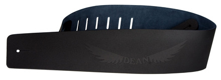 Dean Guitar Leather Strap - 3.5 Engraved picture