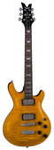 Icon Flame Top - Trans Amber