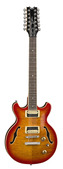 Boca 12 String - Trans Cherry Burst