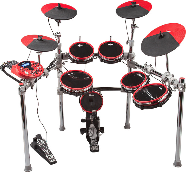hellfire electronic drum systems ddrum dd5x electronic drum set. Black Bedroom Furniture Sets. Home Design Ideas