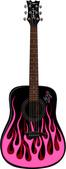 Bret Michaels JORAINE Acoustic Guitar