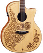 Henna Oasis Acoustic/Electric - Spruce additional picture 1