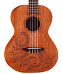 Uke Tattoo Tenor mahogany additional picture 1