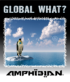 Amphibian. Mens Blue Revolt Series. Penguin. Global What?