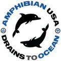 Amphibian. Mens Blue Revolt Series. Dolfin