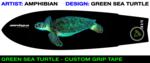 Amphibian 315 Green Sea Turtle Deck Only