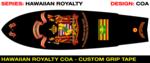 Hawaiian Royalty 315 Deck Only