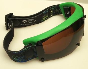 Spex Green Amphibian Eyewear picture
