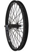 """Gusset Black Dog 20"""" front wheel - 3/8"""" 48h"""