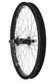 """Gusset Black Dog 20"""" front wheel - 14mm 48h"""