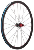 Halo Devaura 6-Drive 700c Wheel - Rear - black