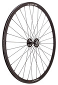 Halo AeroTrack 700c Wheel - Front -- black