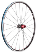 Halo Evaura Uni 6-Drive 700c Wheel - Rear-- black