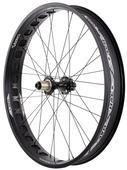 """Halo Tundra 26"""" FatBike Wheel - Rear - black"""