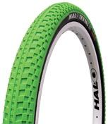 "Twin Rail Tire - 26 x 2.2"" - highlighter green"