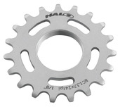 Fixed Cog - 18 tooth - silver