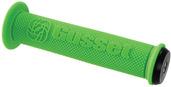 Gusset File Grips - highlighter green