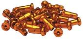 14 Gauge Nipples - gold (bag/50)