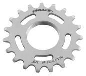 Fixed Cog -15 tooth - silver