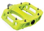 Gusset Slim Jim SC Pedals - highlighter yellow