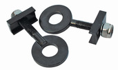 Gusset Disco Axle Tensioners - 10mm