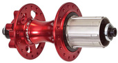 Spin Doctor 6-Drive disc rear MTB hub - 32h - red
