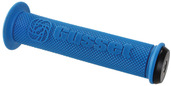 Gusset File Grips - blue