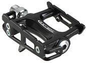 Genetic Pro Track pedals - black