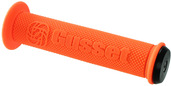 Gusset File Grips - highlighter orange