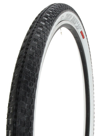 "Twin Rail II Tire - 29 x 2.2"" - white wall (non-folding) picture"