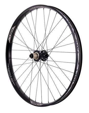 """Vapour 50 6-Drive 27.5"""" Rear Wheel (12x148 Boost) - 32 hole - black picture"""