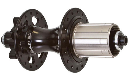 Spin Doctor 6-Drive disc rear MTB hub - 36h - black picture
