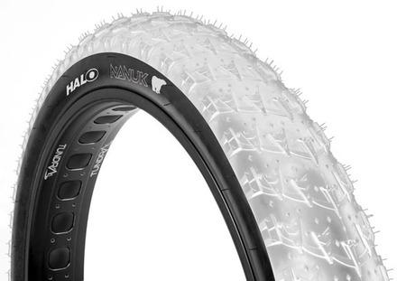"Nanuk FatBike Tire - 26"" x 4.0"" - white picture"