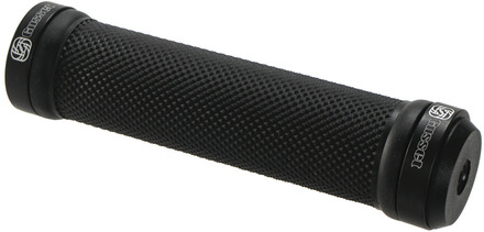 Gusset File Clamp-On Grips - black picture