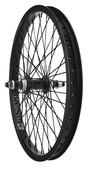 "Gusset Black Dog 20"" rear wheel - 3/8"" 48h"
