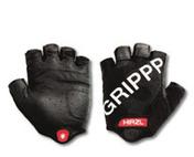 GRIPPP Tour Short Finger Kangaroo Leather Cycling Gloves (Medium/8)