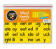Word Family Magnets, Set of 84