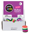 Button Magnets, Set of 40
