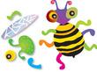 Wonderboard Build a Bug Magnet Set additional picture 1