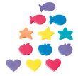 Foam Fun Magnet Counters, Set of 120 additional picture 2