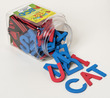Foam Fun Uppercase Red & Blue Magnet Letters, Set of 112 additional picture 3
