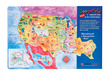 Magnetic USA Map Puzzle additional picture 3